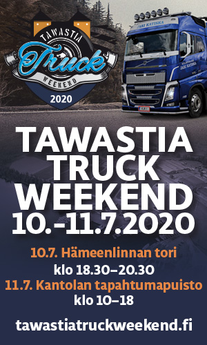 Tawastia Truck Weekend 2020