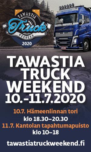 Tawastia Truck Weekend 2020